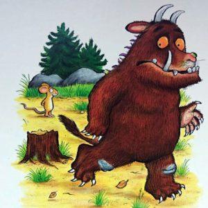 Grüffelo - aus dem Kinderbuch Grüffelo