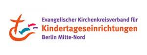 logo evangelischer kreisverband für kindertageseinrichtungen berlin mitte-nord