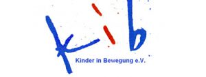 logo kinder in bewegung e.v.